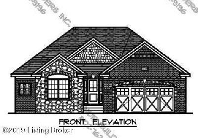 Mt Washington Single Family Home For Sale: Lot 601 W Woodlake Cir
