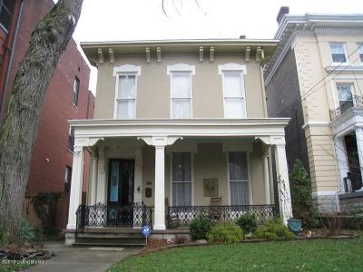 Single Family Home For Sale: 1609 S 3rd St