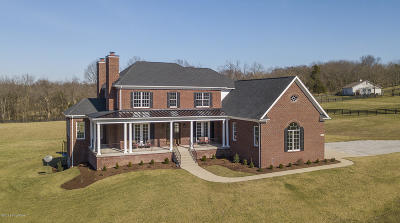 Single Family Home For Sale: 15401 Deer Run Rd