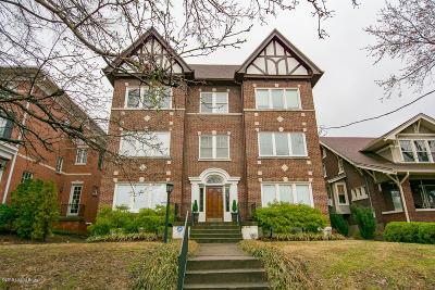 Louisville Condo/Townhouse For Sale: 2312 Alta Ave #6