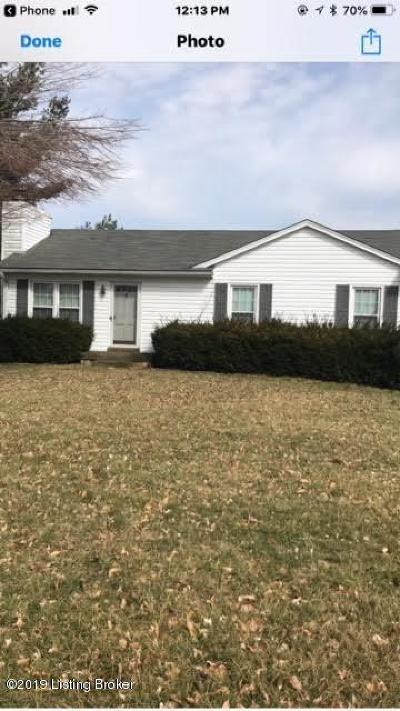 Oldham County Single Family Home Active Under Contract: 5675 N Hwy 393