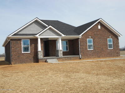 Bardstown Single Family Home For Sale: 122 Millwood Way