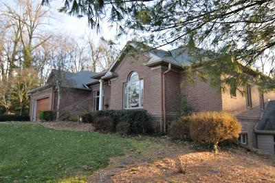 Elizabethtown Single Family Home For Sale: 2515 Ridgestone Dr