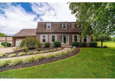 Shepherdsville Single Family Home For Sale: 2530 Chapeze Ln