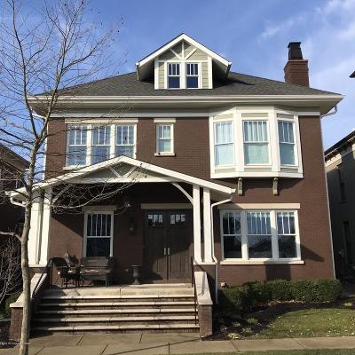 Prospect Single Family Home For Sale: 10814 Meeting St