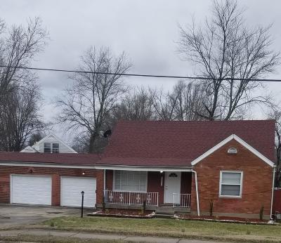 Single Family Home For Sale: 5062 Poplar Level Rd