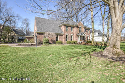 Single Family Home For Sale: 8601 Cheffield Dr