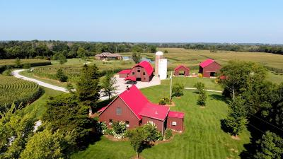 Shelby County Farm For Sale: 5131 Buck Creek Rd