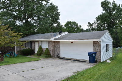 Crestwood Single Family Home For Sale: 8701 Spring Dr