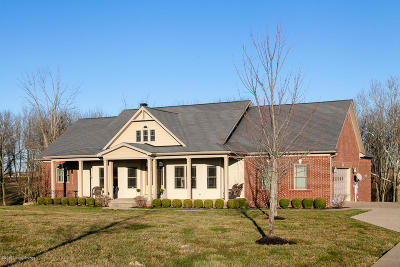 Shelby County Single Family Home For Sale: 88 First Day Ln