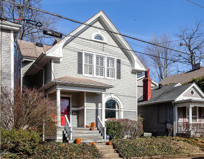 Highlands Single Family Home For Sale: 1827 Sherwood Ave
