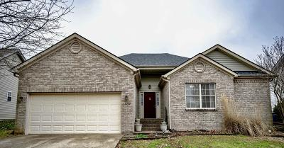 Shelby County Single Family Home For Sale: 3020 Mason Way