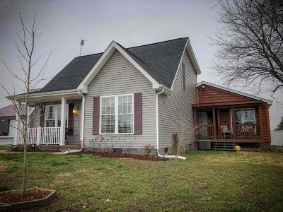 Leitchfield, Caneyville, Clarkson, Big Clifty Single Family Home For Sale: 37 Vincent Way