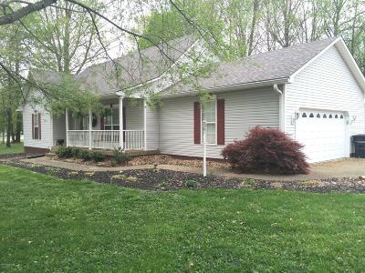 Bullitt County Single Family Home For Sale: 123 Mill Falls St