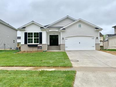 Single Family Home For Sale: 7719 Hepatica Dr
