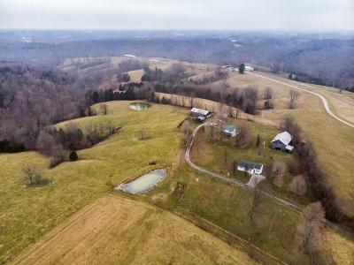 Shelby County Farm For Sale: 107 Eden Shale Ln