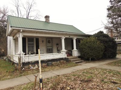 Carroll County Single Family Home For Sale: 909 6th St