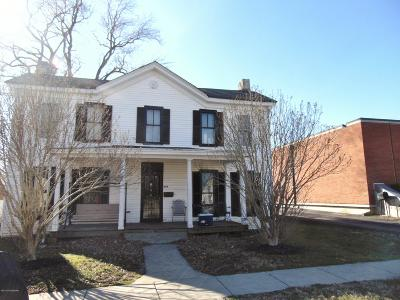 Carrollton Single Family Home For Sale: 214 7th St