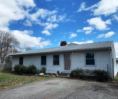 Single Family Home For Sale: 3913 Billtown Rd