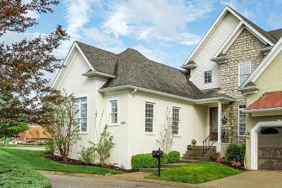 Condo/Townhouse For Sale: 14601 Hamilton Springs Cir