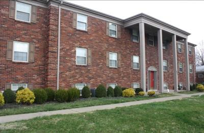 Condo/Townhouse For Sale: 1801 Janlyn Rd #3