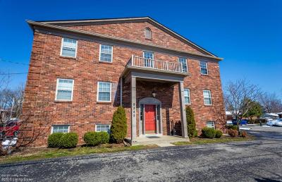 Condo/Townhouse For Sale: 9345 Taylorsville Rd #16