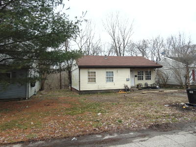 Carroll County Single Family Home For Sale: 1014 5th St