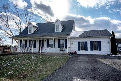 Meade County Single Family Home For Sale: 111 Troy Ct