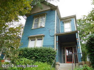 Louisville Single Family Home For Sale: 143 State St