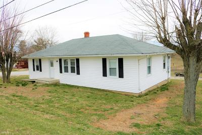 Breckinridge County Single Family Home For Sale: 5289 S 105 Hwy