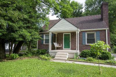 Single Family Home For Sale: 1130 Minor Ln