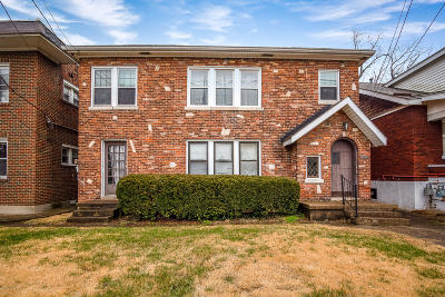 Louisville Multi Family Home For Sale: 2235 S Shelby #1/2