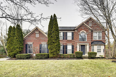 Louisville Single Family Home For Sale: 9801 Granbury Pl