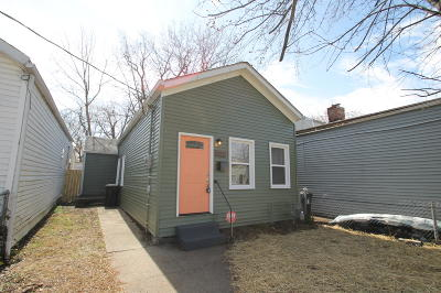 Single Family Home For Sale: 712 Camp St