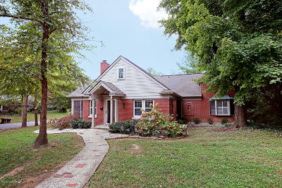 Highlands Single Family Home For Sale: 1711 Yale Dr