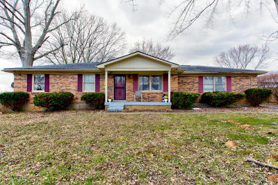 Shepherdsville Single Family Home For Sale: 291 Sunview Dr