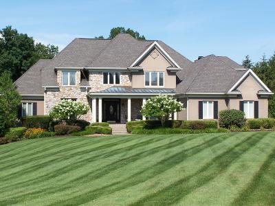 Single Family Home For Sale: 18431 Bridgemore Ln