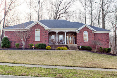 Single Family Home For Sale: 3433 Hardwood Forest Dr
