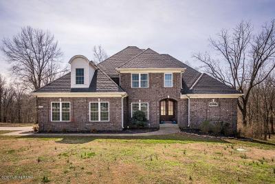 Meade County, Bullitt County, Hardin County Single Family Home Pending: 3600 Old Cabin Ct