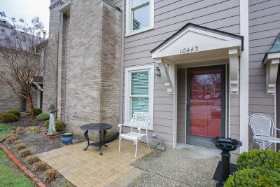 Condo/Townhouse For Sale: 10443 Ghentwood Row