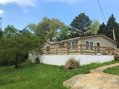 Grayson County Single Family Home Active Under Contract: 47 Shawnee Cir