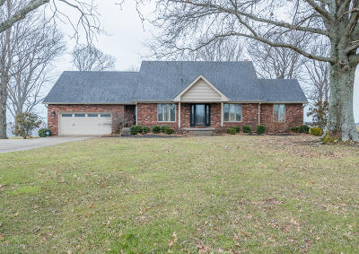 Trimble County Single Family Home For Sale: 547 Riverview Dr