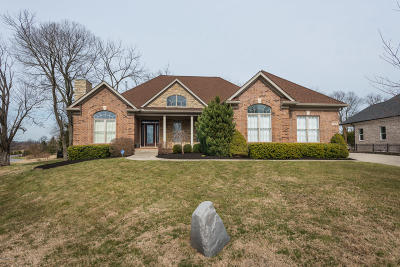 Oldham County Single Family Home For Sale: 7205 Star Barn Ln