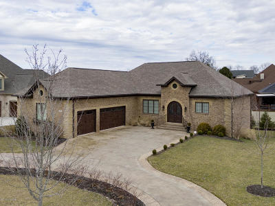 Single Family Home For Sale: 5203 Spring Mist Ct