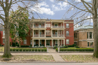 Louisville Condo/Townhouse For Sale: 1006 Cherokee Rd #3