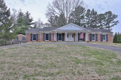 Louisville Single Family Home For Sale: 572 Blankenbaker Ln