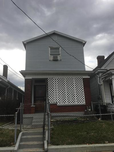 Louisville Single Family Home For Sale: 1251 South Clay Street