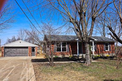 Bullitt County Single Family Home For Sale: 512 Ford Dr