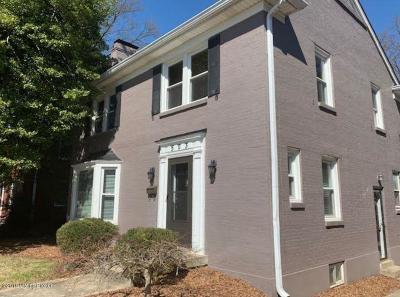Louisville Single Family Home For Sale: 503 Breckenridge Ln