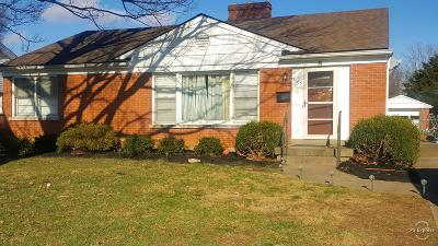 Louisville Single Family Home For Sale: 3705 Willmar Ave